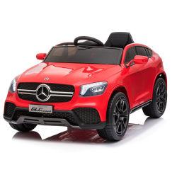 Doppio giro dei motori sull'automobile elettrica dei capretti a pile del giocattolo da vendere