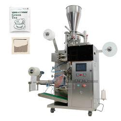자동적인 차 Latte 커피 종이 봉지 포장 기계장치 송곳 분말 과립 음식 포장기를 감싸는 채우는 밀봉 진공