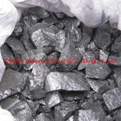 Prijs 75%, 72%, 70%, de Legering van het ferrosilicium van het Silicium FeSi/Ferrosilicon/Ferro Powder/FeSi van 65%