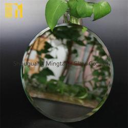 Commerce de gros de verre Miroir, miroir de l'argent personnalisé couper le verre de rétroviseur