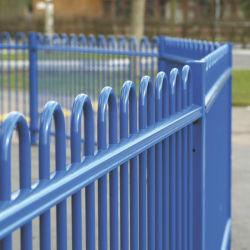 Personalização loop metálico topo da Segurança Rodoviária Corrimão de barreira de proteção