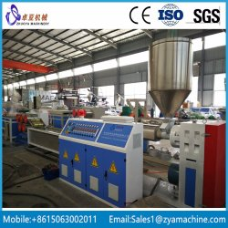 De plastic Machine die van Extruders Monofilament Pet/PP/PA/PBT het Garen van de Vezel van het Varkenshaar van de Gloeidraad maken