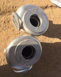 Usine de silice de métal de fonderie Sol/perdu Precision-Alloy /carbone Wax-Investment-/métal/Moulage en acier inoxydable