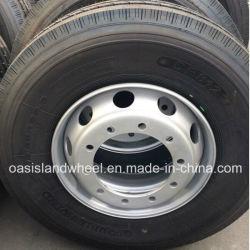 Neumáticos para Camiones (11r22.5) con la llanta de aleación de 22,5X8.25 Rueda Asamblea