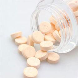Grau Alimentício em pó de alta qualidade com vitamina C comprimidos de Liberação