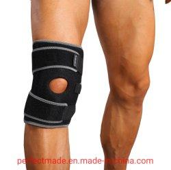 Parentesi graffa di ginocchio respirabile del neoprene per il supporto del ginocchio di artrite