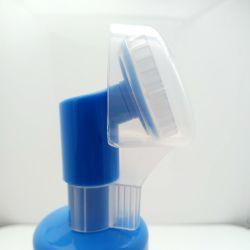 化粧用パッケージフェースクリーン用シリコンバブルブラシ付き 180mL PET プラスチックフォームポンプボトル
