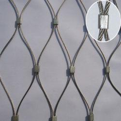 Высокое качество проволочного каната из нержавеющей стали для лестницы защиты