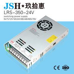 Lrs-350-24 14.6A Switching Power Supply Ultra-Thin 350W5V 12V 24V 28V 36V 48V 70VAC/DC Adapter
