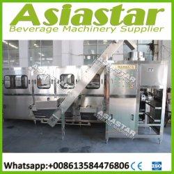 600 bph автоматической 5 галлон воды для промывки заполнение Capping машины