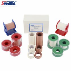 Medizinisches nicht gesponnenes Band-Pflaster in 1.25cm*5yds