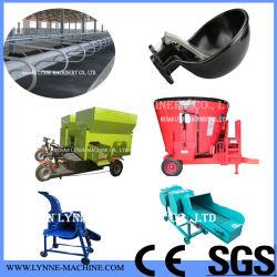 Équipement de fabrication d'alimentation de fourrage pour les animaux bovins/vache/système d'alimentation de mouton