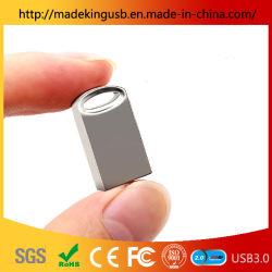 Super Mini unidade flash USB metálica/Memory Stick/Pen drive