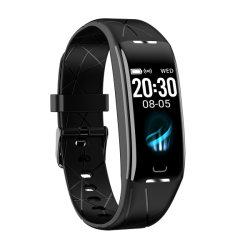 Braccialetto astuto dell'inseguitore impermeabile nero di forma fisica per il Android ed i telefoni Z21-B dell'IOS