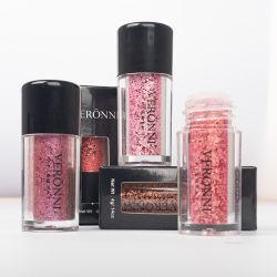 Het Losse Oog Kosmetische 12colors van Veronni van het Pigment van de flikkering schittert het Poeder van de Oogschaduw