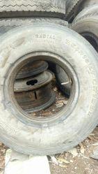 Использовать погрузчик радиальных шин 750r16