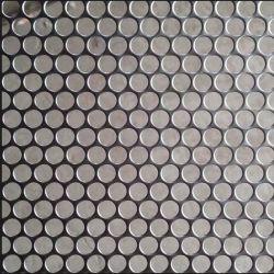 ステンレス鋼のマイクロはフィルター網のための穴があいた金属板に穴をあける
