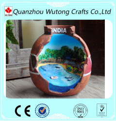 Resina personalizada Índia artesanais Loja Dom para decoração