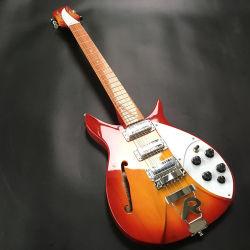 Bocal de tamanho completo 325 Ricken guitarra eléctrica, Rosewood Fingerboard com acabamento em pintura clara, R Arremate, fotos reais guitarra eléctrica