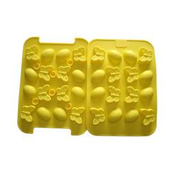 3D DIY 실리콘 초콜렛 형 비누 형 케이크 형