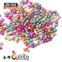 De Parels DIY van het Zaad van het Glas van de manier parelt de Zilveren Parels van het Metaal van Juwelen
