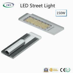 Hot Sale 150W Rue lumière LED avec une moyenne bien conducteur