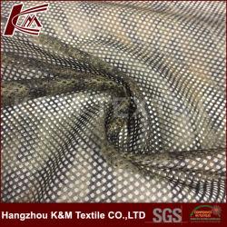 Luft-Ineinander greifen-Gewebe des Polyester-100 Tarnung gedrucktes Breathable