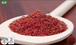Levure de riz rouge en poudre naturelle fournisseur monacolin K