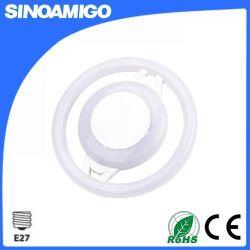 Illuminazione circolare di T5 LED con il supporto E27
