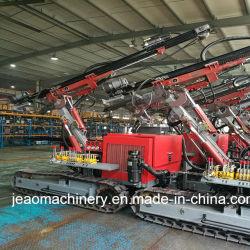 Het Vernietigen van het boorgat Installaties van de Boor van het Gebruik en van het Gewicht 4000kg de Kruippakje Opgezette