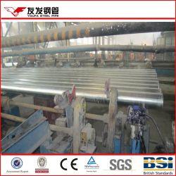 Китай Youfa сварной шов Gi трубопровода размер DN15~DN200