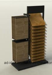 Настраиваемые уникальный дисплей магазина шельфа/дисплей для гранита и мрамора/керамической плиткой выставочный стенд