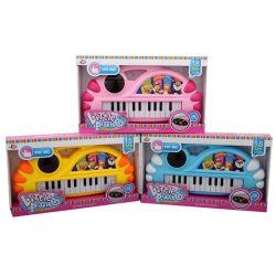 피아노 악기 키는 노래 악기로 돌아갈 수 있습니다 조명 포함 (10223303)