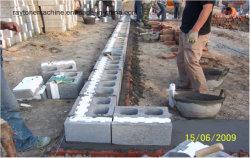 널리 사용되는 새로운 콘크리트 절연 블록 브릭 제조 기계