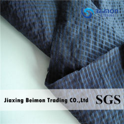 tissu de modèle de ratière de 16mm 45%Silk 55%Linen