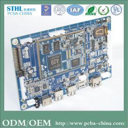 シンセンLED電子STBのたらいPCBのボードアセンブリサービスプラント