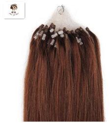 Hochwertiges Remy Haar-Mikroring-Haar-Extension