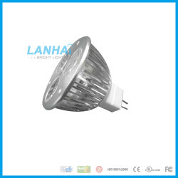 Tour d'aluminium de haute puissance 3W Spot LED MR16