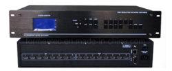 8 integrado en el artículo 8out Digital HDMI HD Divisor de conmutador de matriz