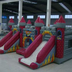 Bouncer gonflable en PVC avec ventilateur pour les enfants