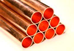 20 Jahre Hersteller-Wasser-Wärme-Kupfer-Rohr-/kupfernes Gefäß C12200 C11000, C12200 Typ Kupfer-Rohr mit Fabrik-Preis