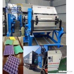 plateau à œufs rendant Machineegg en plastique transparent du bac de la machine