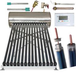 тепловая трубка высокого давления тепловой солнечной энергии солнечный водонагреватель под давлением (солнечной системы отопления)