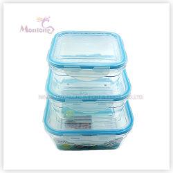 음식 Grade Plastic Airtight Food Storage Container (놓으십시오)