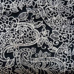 La broderie de Polyester oreiller de la sellerie tissu textiles ménagers canapé