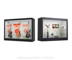 Yashi vertical de 32 pouces Moniteur LCD écran LCD transparent projecteur