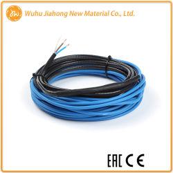 Sistema de Aquecimento radiante eléctrico aquecimento cabo sob o cabo de aquecimento de betão