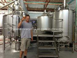 Varible из Нержавеющей Стали Пиво с Двумя Судами Brewhouse (ACE-THG-E6)