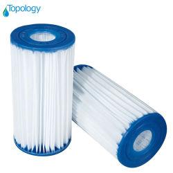 El material importado cartucho de filtro de repuesto Spa Piscina