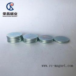 Starke NdFeB N35-N52 permanente Neodym-Platten-Magnet-magnetische Materialien